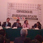 Photo taken at Asamblea Legislativa del Distrito Fedral by LILI on 7/1/2013