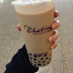 Photo taken at Chatime 日出茶太 by Starry K. on 10/28/2012