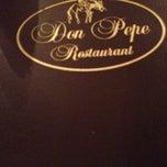 "Photo taken at Don Pepe Restaurant by ""MissyLen"" . on 5/12/2013"
