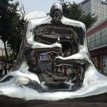 Photo taken at 大拇指广场 | Thumb Plaza by Hajime O. on 7/25/2013