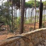 Photo taken at Bzebdine by Sous I. on 8/16/2014