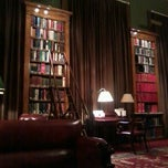Photo taken at The Oxford and Cambridge Club by LiJia G. on 11/21/2012