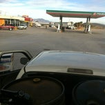 Photo taken at Servicio las Palmas Gasolinera by Emanuel U. on 1/31/2013