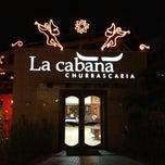 Photo taken at La Cabaña by Danth F. on 12/23/2012