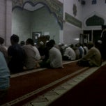 Photo taken at Masjid Raya Jatimulya by Hennop H. on 11/8/2011