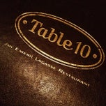 Photo taken at Table 10 by Emeril Lagasse by Sheila R. on 2/21/2013
