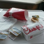 Photo taken at Chick-fil-A by Tracey J. on 6/28/2014