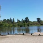 Photo taken at Trout Lake by Thomas W. on 6/30/2013