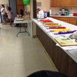 Photo taken at Blessed Savior Lutheran Church by Katie 🍸 B. on 5/22/2014
