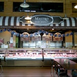 Photo taken at Mastro Meat Market by Ovie S. on 7/10/2013
