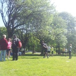 Photo taken at Walsall Arboretum by Robin T. on 5/25/2013
