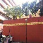 Photo taken at Registro Público de la Propiedad y Comercio by kYcHo ® on 2/1/2013