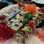 Photo taken at Sushi Katana by Jaysen N. on 6/16/2013