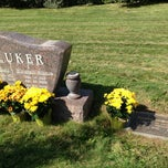 Photo taken at Mount Olivet Cemetery by Doug B. on 9/7/2013