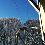 Photo taken at Gotschnabahn Talstation by Andreas R. on 12/27/2013