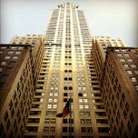 Photo taken at Chrysler Building by Nacho S. on 7/23/2012