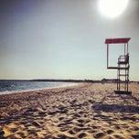Photo taken at Craigville Beach by Hristo on 6/21/2013