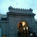 Photo taken at Punta Carretas Shopping by Nicolas A. on 10/28/2012