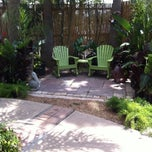 Photo taken at Tom's Thumb Nursery & Landscaping by Sandra T. on 7/12/2014