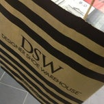 Photo taken at DSW Designer Shoe Warehouse by Aaron B. on 10/2/2012