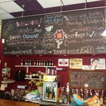Photo taken at Vinum Coffee & Wine Lounge by Buddy B. on 6/25/2013