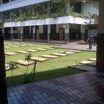 Photo taken at Regina Pacis Bogor by Aurellia B. on 4/20/2013
