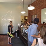 Photo taken at La Colombe Torrefaction by PAt B. on 7/17/2013