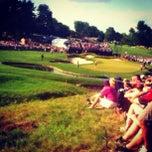 Photo taken at Merion Golf Club by Brandon G. on 6/14/2013