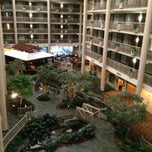 Photo taken at Embassy Suites Syracuse by Bryan S. on 6/6/2013