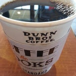 Photo taken at Dunn Bros Coffee by Anthony R. on 5/24/2013