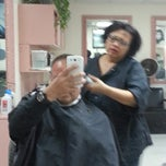 Photo taken at Classic Hair Salon by Charles G. on 2/19/2013