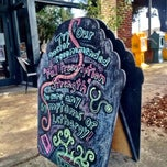 Photo taken at LilyBean Coffee Shop by Stephanie D. on 10/28/2013