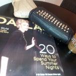 Photo taken at Ebar - Nordstrom Galleria Dallas by Jazzy B. on 6/28/2013