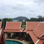 Photo taken at Andaman Thai Boutique Resort by Ivan K. on 10/7/2013
