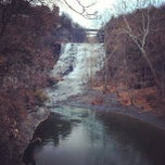 Photo taken at Fall Creek, NY by Lua W. on 12/16/2012