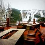 Photo taken at Stein Eriksen Lodge Deer Valley by Teresa d. on 4/13/2013