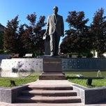Photo taken at Bilkent Üniversitesi by Aykut A. on 5/16/2013