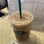Photo taken at Starbucks by Ahreum p. on 1/23/2015