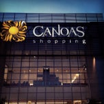 Photo taken at Canoas Shopping by Kelson M. on 2/23/2013