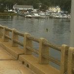 Photo taken at Oceanic Bridge by Jack D. on 10/8/2012