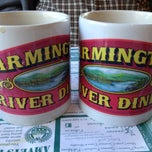 Photo taken at Farmington River Diner by Kimmee A. on 9/24/2013