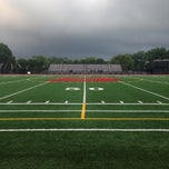 Photo taken at Shaker Heights High School by Ariel W. on 8/13/2013