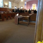 Photo taken at St. Mary's Parish by Antonio C. on 4/12/2013