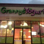 Photo taken at Granny's Donuts by De'Andre S. on 12/3/2012