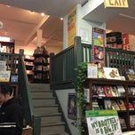 Photo taken at Subterranean Books by Gabrielle G. on 4/6/2013