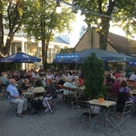 Photo taken at Gasthof zur Post Haar by Stefan S. on 8/17/2013