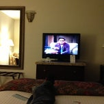 Photo taken at Best Western Plus Hotel at the Convention Center by Sarah B. on 11/23/2012