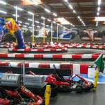 Photo taken at K1 Speed by K1 Speed on 8/19/2014