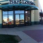 Photo taken at Bar Louie Denver by Steve O. on 10/17/2012