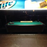 Photo taken at Midtown Billiards by Rich H. on 1/29/2014